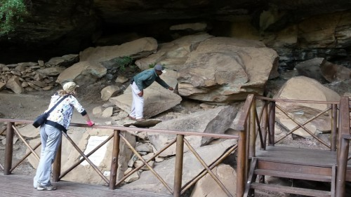 Bushmen Paintings Tour